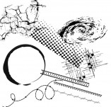 Дизайнерски печати и надписи за картички-Микс медия печати