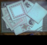 Sheets of paper-Design papers