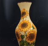Decoupage-Vases