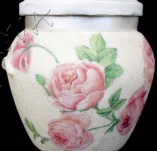 Decoupage-Jars