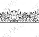 115/1043/Дизайнерски печати и надписи за картички-Печати на дантели-Печат на дантела 10
