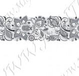 115/1044/Дизайнерски печати и надписи за картички-Печати на дантели-Печат на дантела 11