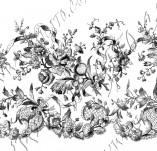 115/1049/Дизайнерски печати и надписи за картички-Печати на дантели-Печат на дантела 16