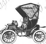 116/1051/Дизайнерски печати и надписи за картички-Ретро превозни средства-Ретро кола 2