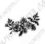23/1105/Дизайнерски печати и надписи за картички-Цветя-Роза 12