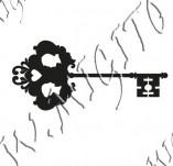 117/1110/Дизайнерски печати и надписи за картички-Ключове-Ключ 5