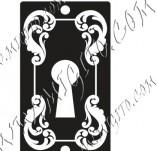 117/1114/Дизайнерски печати и надписи за картички-Ключове-Ключалка