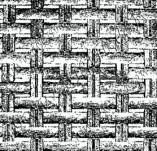 75/1124/Дизайнерски печати и надписи за картички-Фонови печати-Текстура във вид на плетена кошница