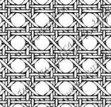 75/1125/Дизайнерски печати и надписи за картички-Фонови печати- Текстура във вид на плетена ограда