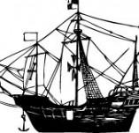 101/1150/Дизайнерски печати и надписи за картички-Морски-Кораб 14