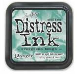 129/1205/Mастила, почистващи средства-Дистрес мастила и апликатори-Distress Ink Evergreen bough