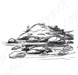 91/1240/Дизайнерски печати и надписи за картички-Направи си картина-Печат на скала за рисуване на картички