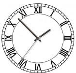 24/132/Дизайнерски печати и надписи за картички-Ретро елементи-Печат на стар часовник