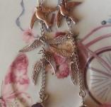 137/1328/Бижута-Колиета - ръчно изработени-Flying birds