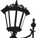 24/134/Design stamps and inscriptions-Retro elements-Lantern 2