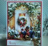 138/1827/Картички-Новогодишни картички-Нвогодишна картичка с децица