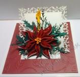 14/1850/Картички-Квилинг-Новогодишна картичка с квилинг