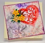 145/1886/Картички-Романтични картички-Картичка Любов