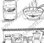 160/1907/Дизайнерски печати и надписи за картички-Печати за албуми-Печати за рецептурници 5