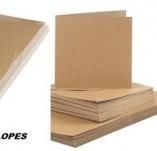 178/2078/Заготовки за картички-Единични заготовки за кртички с плик-CREATIVE cards & envelopes 150 x 150mm  ЕДНА