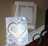 41/220/Сватбени-Кутийки и ЗД за пожелания и пари-Сватбена кутийка с картичка