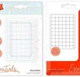 67/2237/Дизайнерски печати и надписи за картички-Акрилни блокчета-ACRYLIC STAMPING BLOCK - Aкрилен блок TONIC Studios 68 X 95 mm