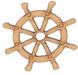 199/2240/Чипборд елементи от бирен картон и дърво-Други лазерно изрязани елементи-Рул лязерно изрязан дърво