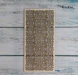184/2265/Елементи от бирен картон и дърво-лазерно изрязани рамки от бирен картон и дърво -Лазерно изрязан елемент плетеница от бирен картон