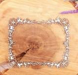 184/2534/Елементи от бирен картон и дърво-лазерно изрязани рамки от бирен картон и дърво -Лзерно изрязана рамка от бирен картон 23