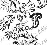61/341/Дизайнерски печати и надписи за картички-Флорални елементи-1
