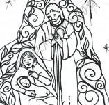 25/353/Дизайнерски печати и надписи за картички-Нова Година-Рожедство