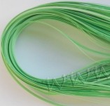 64/377/Sheets of paper-Paper for quilling 4mm 65cm-light green strips for 4mm 65 cm