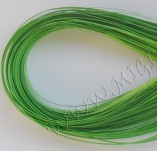 64/378/Sheets of paper-Paper for quilling 4mm 65cm-light green strips for 4mm 65 cm