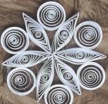 65/390/Eлементи за картички и украси-Снежинки-Снежинка 2
