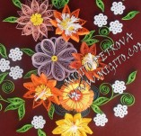 15/4/Panels-Panels with quilling-In your eyes