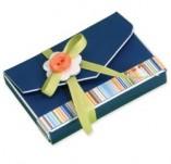 72/432/ Щанци за изрязване на хартия-Sizzix форми за изрязване на хартия-Sizzix ScoreBoards XL Die - Box, Business Card