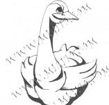 74/445/Дизайнерски печати и надписи за картички-Стилизирани-Пате 2 пачат