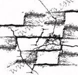 75/475/Дизайнерски печати и надписи за картички-Фонови печати-Стена печат