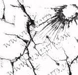 75/476/Дизайнерски печати и надписи за картички-Фонови печати-Пукнатини печат