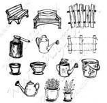 91/543/Дизайнерски печати и надписи за картички-Направи си картина-Дребни елементи 2