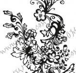 61/616/Дизайнерски печати и надписи за картички-Флорални елементи-8