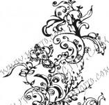 61/623/Дизайнерски печати и надписи за картички-Флорални елементи-15