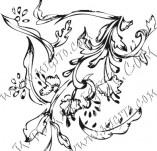 61/628/Дизайнерски печати и надписи за картички-Флорални елементи-20