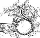 97/646/Дизайнерски печати и надписи за картички-Текстови бордъри-Текстови бърдър 4