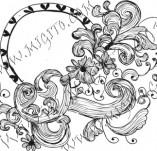 97/676/Дизайнерски печати и надписи за картички-Текстови бордъри-Текстови бордър 35