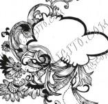 97/678/Дизайнерски печати и надписи за картички-Текстови бордъри-Текстови бордър 37