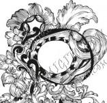 97/679/Дизайнерски печати и надписи за картички-Текстови бордъри-Текстови бордър 37