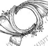 97/697/Дизайнерски печати и надписи за картички-Текстови бордъри-Текстови бордър 57