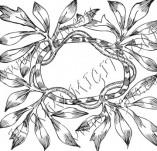 97/703/Дизайнерски печати и надписи за картички-Текстови бордъри-Текстови бордър 63