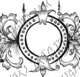 97/708/Дизайнерски печати и надписи за картички-Текстови бордъри-Текстови бордър 68